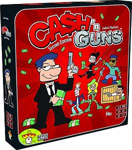 Ca$h (Cash) 'n Guns (Second Edition)