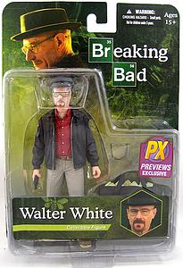 Toys Breaking Bad 6 Inch: Heisenberg (Walter White) Red Shirt Variant