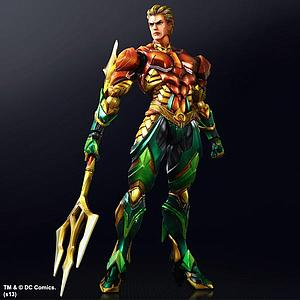 Square Enix DC Comics Variant Play Arts Kai: Aquaman