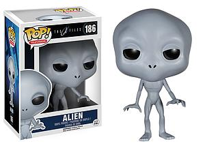 Pop! Television The X-Files Vinyl Figure Alien #186 (Vaulted)