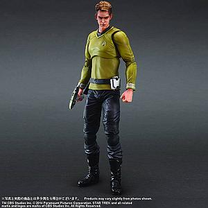 Square Enix Play Arts Kai Star Trek: Captain Kirk