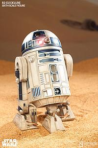 Sideshow Collectibles Star Wars 1/6 Scale Deluxe R2-D2