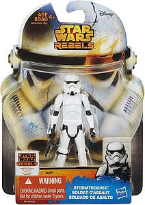 "HASBRO Star Wars Rebels Saga Legends 4"" Action Figure Stormtrooper (SL01)"