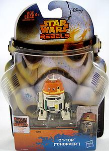 "Star Wars Rebel Saga Legends: C1-10P ""Chopper"" (SL06)"