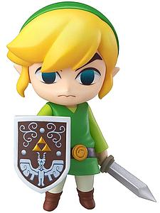 Nendoroid The Legend of Zelda Wind Waker Link #413