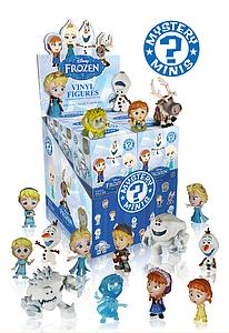 Mystery Minis Blind Box: Disney Frozen (12 Packs) (Vaulted)