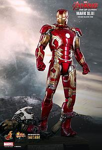 Iron Man Mark XLIII Diecast