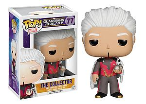 Pop! Marvel Guardians of the Galaxy Vinyl Bobble-Head The Collector #77 (Retired)