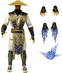 "Mortal Kombat X Series 1 6"" Raiden"