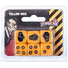 Zombicide: Yellow Dice