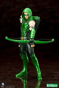 "Kotobukiya DC Comics ArtFX 7"" Statue New 52 Green Arrow"
