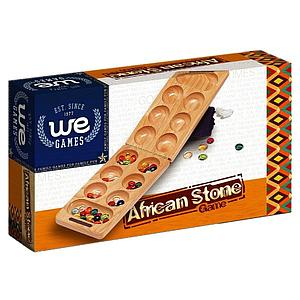 Mancala Wooden African Stone Game