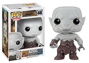 Pop! Movies Hobbit The Desolation of Smaug Vinyl Figure Azog #48 (Vaulted)