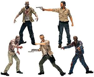 The Walking Dead Figure Pack 1 Building Sets