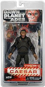 Dawn of the Planet of the Apes Classic 7 Inch: Caesar (Shotgun)