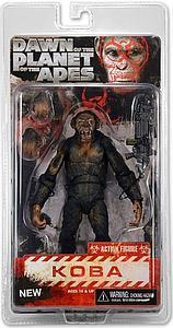 Dawn of the Planet of the Apes Classic 7 Inch: Koba (Machine Gun)