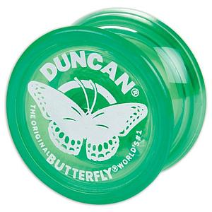 Duncan Yo-Yo: Butterfly (Assorted colors)