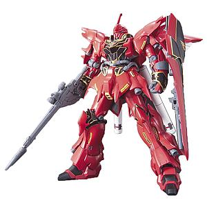 Gundam High Grade Universal Century 1/144 Scale Model Kit: #116 MSN-06S Sinanju