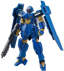 Gundam High Grade Reconguista in G 1/144 Scale Model Kit: #3 Montero