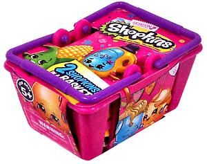 Shopkins Season 2 Mini Figures Shopping Basket