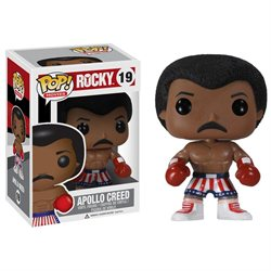 Pop! Movies Rocky Vinyl Figure Apollo Creed #19 (Vaulted)