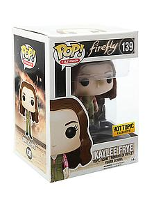 Pop! Television Firefly Vinyl Figure Kaylee Frye (With Dirt) #139 Hot Topic Exclusive