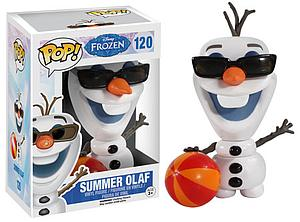 Pop! Disney Frozen Vinyl Figure Summer Olaf #120 (Vaulted)