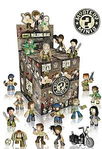 Mystery Minis Blind Box: The Walking Dead Series 3 (12 Packs) (Vaulted)