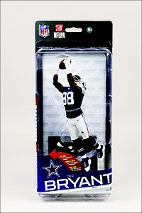 NFL Sportspicks Series 35 Dez Bryant Blue Jersey (Dallas Cowboys) Collector Level