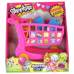 Shopkins Season Figure: Shopping Cart