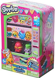 Shopkins Season 1 Figure: Vending Machine Tin (Random Tin) [US Packaging]
