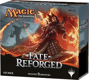 Magic the Gathering: Fate Reforged - Fat Pack
