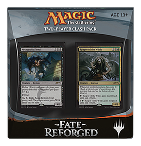 Magic the Gathering: Fate Reforged - Clash Pack