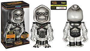 Hikari Sofubi Masters of the Universe Japanese Vinyl Figure Grey Skull Skeletor