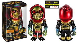 Hikari Sofubi Masters of the Universe Japanese Vinyl Figure Skeletor (Mystic Powers)