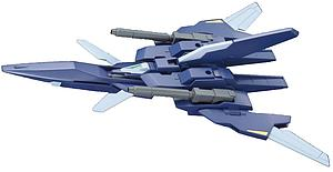 Gundam High Grade Build Custom 1/144 Scale Model Kit: #015 Lightning Back Weapon System