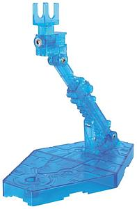 Gundam Action Base 2 1/144 Scale Stand: Clear Blue