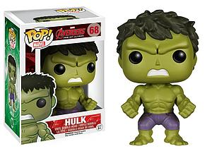 Pop! Marvel Avengers Age of Ultron Vinyl Bobble-Head Hulk (Avengers 2) #68