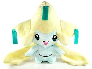 "Pokemon Plush Jirachi (8"")"