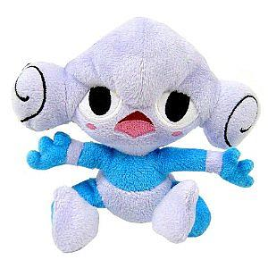"Plush Toy Pokemon 7"" Meditite"