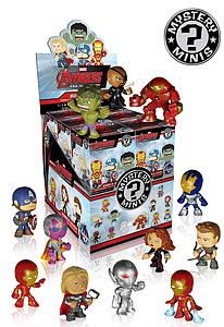 Mystery Minis Blind Box: Marvel Avengers Age of Ultron (12 Packs) (Retired)