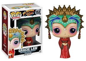 Pop! Movies Big Trouble in Little China Vinyl Figure Gracie Law #152 (Vaulted)