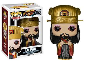 Pop! Movies Big Trouble in Little China Vinyl Figure Lo Pan #153 (Vaulted)