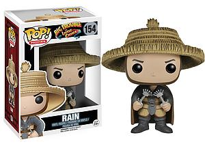 Pop! Movies Big Trouble in Little China Vinyl Figure Rain #154 (Vaulted)
