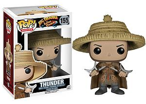 Pop! Movies Big Trouble in Little China Vinyl Figure Thunder #155 (Retired)