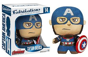 Fabrikations #14 Captain America (Vaulted)