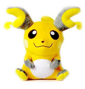 "Pokemon Plush Raichu (12"")"