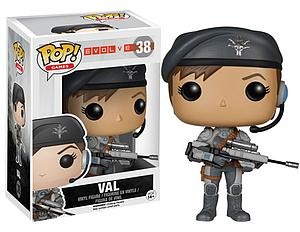 Pop! Games Evolve Vinyl Figure Val #38 (Vaulted) (Sale)