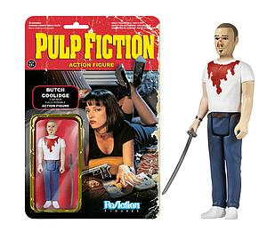 ReAction Figures Pulp Fiction Movie Series Butch Coolidge (Vaulted)