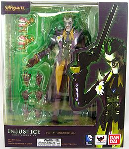 Injustice: Gods Among Us S.H Figuarts: The Joker